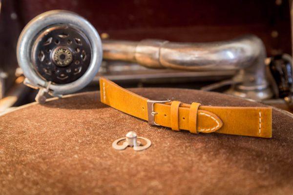 皮革錶帶日常保養方法