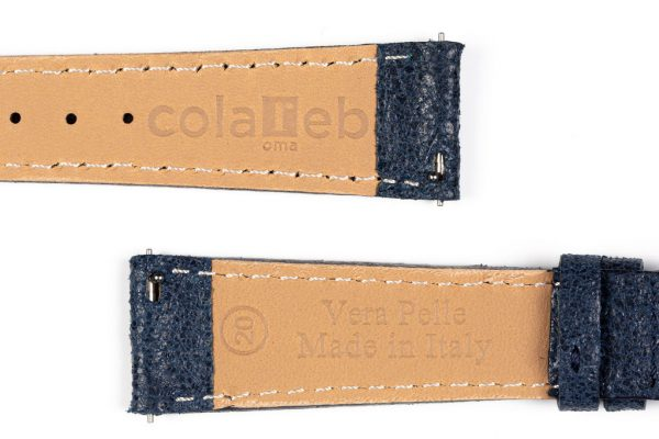 斯波萊托針線 短款 Spoleto Stitching Short 藍色